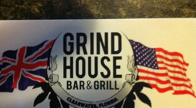 Photo of Bar Grind House Bar & Grill at 1500 N Mcmullen Booth Rd, Clearwater, FL 33759, United States