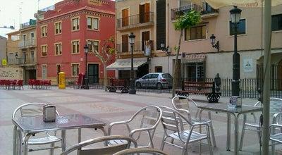 Photo of Cafe Los Arcos at Plaça Major Del Raval, 2, Elx, Spain