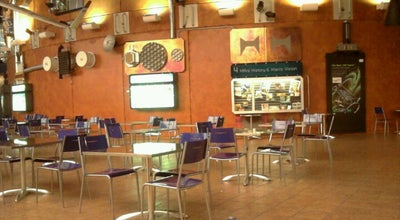 Photo of Cafe Red Planet Cafe at Museum Row, Garden City, NY 11554, United States
