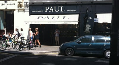Photo of Bakery Paul at 29 Bedford St, London WC2E 9ED, United Kingdom