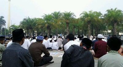 Photo of Mosque Masjid Jami' Al-Baitul Amien Jember at Jember 68118, Indonesia