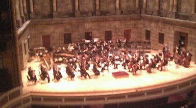 Photo of Concert Hall Kodak Hall at 60 Gibbs St, Rochester, NY 14604, United States