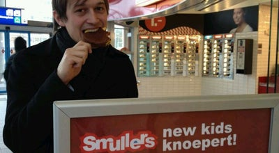 Photo of Snack Place Smullers at Station Amersfoort, Amersfoort, Netherlands