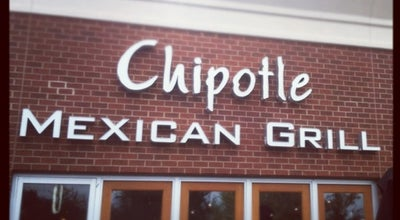 Photo of Mexican Restaurant Chipotle Mexican Grill at 13300 Rittenhouse Dr, Midlothian, VA 23112, United States