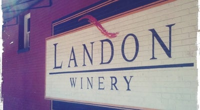Photo of Wine Bar Landon Winery at 101 N Kentucky St, McKinney, TX 75069, United States
