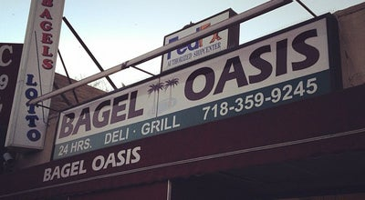 Photo of Bagel Shop Bagel Oasis at 18312 Horace Harding Expy, Fresh Meadows, NY 11365, United States