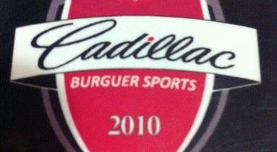 Photo of Burger Joint Cadillac Burguer Sports at R. Dr. Lessa De Azevedo, 48, Maceió 57035-180, Brazil