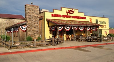 Photo of BBQ Joint Harris County Smokehouse - Tomball at 14243 Fm 2920 Rd, Tomball, TX 77377, United States