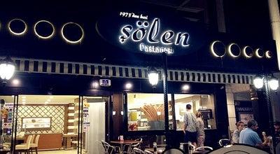 Photo of Dessert Shop Şölen Pastanesi at Konya, Turkey