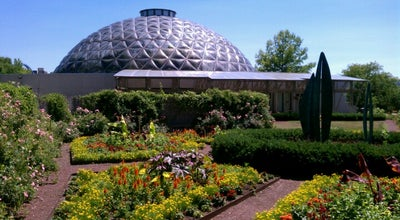 Photo of Garden Greater Des Moines Botanical Garden at 909 Robert D Ray Dr, Des Moines, IA 50309, United States