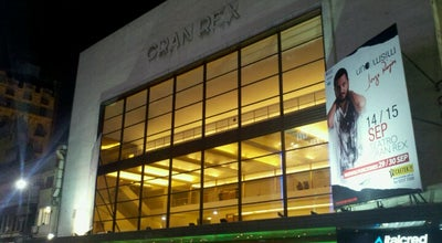 Photo of Theater Teatro Gran Rex at Av. Corrientes 857, Capital Federal C1043AAI, Argentina