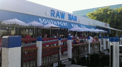 Photo of Seafood Restaurant Southport Raw Bar at 1536 Cordova Rd, Fort Lauderdale, FL 33316, United States