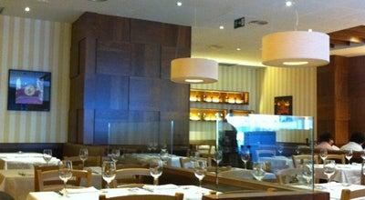 Photo of Italian Restaurant Ginos at Plaza Carlos Trias Bertran, S/n, Madrid 28020, Spain