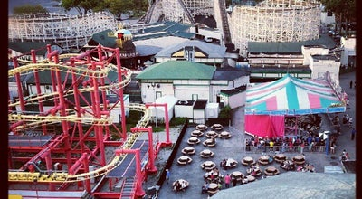 Photo of Theme Park Rye Playland at Playland Park, Rye, NY 10580, United States