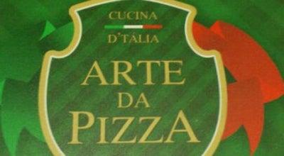 Photo of Pizza Place Arte da Pizza at R. Banc. Sérgio Guerra, João Pessoa 58052-000, Brazil