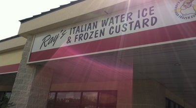 Photo of Ice Cream Shop Ray's Italian Water Ice at 3039 Lauderdale Dr, Richmond, VA 23233, United States