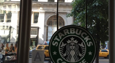 Photo of Coffee Shop Starbucks at 14 W 23rd St, New York, NY 10010, United States