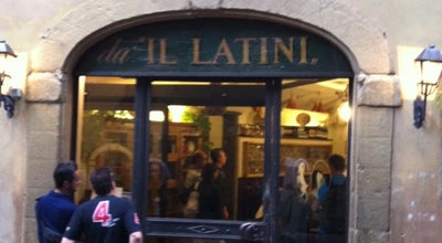 Photo of Italian Restaurant Il Latini at Via Dei Palchetti, 6, Firenze 50123, Italy