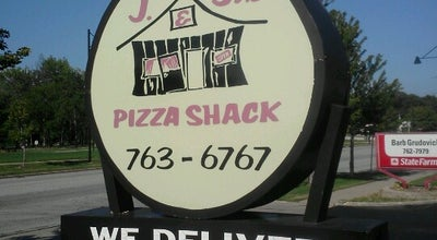Photo of Pizza Place J J Pizza Shack at Central Ave, Portage, IN 46368, United States