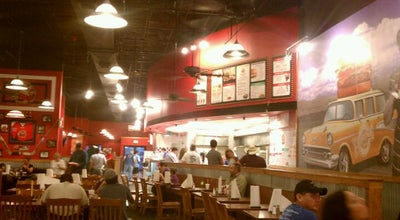 Photo of Burger Joint Fuddruckers at 4101 E. 42nd St., Odessa, TX 79762, United States