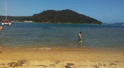 Photo of Beach Ettalong Beach at Ocean View Rd., Australia