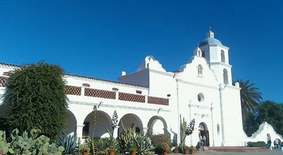 Photo of Church Mission San Luis Rey de Francia at 4050 Mission Ave, Oceanside, CA 92057, United States