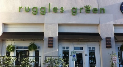 Photo of American Restaurant Ruggles Green at 2311 W Alabama St, Houston, TX 77098, United States