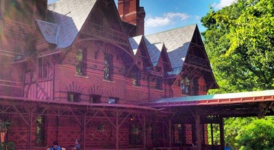 Photo of History Museum The Mark Twain House & Museum at 351 Farmington Ave, Hartford, CT 06105, United States