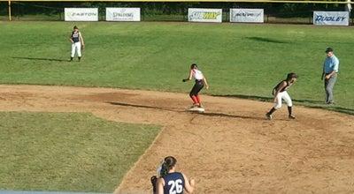 Photo of Baseball Field Giamatti Little League Center at 335 Mix St, Bristol, CT 06010, United States