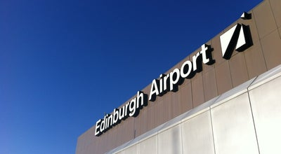 Photo of Airport Edinburgh Airport (EDI) at Edinburgh Airport, Turnhouse EH12 9DN, United Kingdom