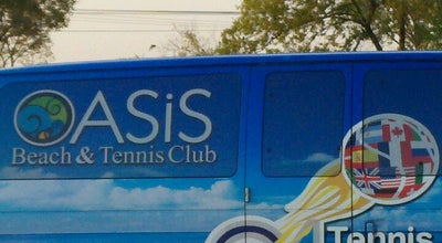 Photo of Tennis Court Oasis Beach & Tennis Club at 5757 Fm 205, Rockwall, TX 75032, United States