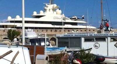 Photo of Harbor / Marina Port Vauban at Capitainerie, Antibes 06600, France
