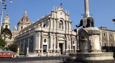Photo of Plaza Piazza Duomo at Piazza Duomo, Catania 95131, Italy
