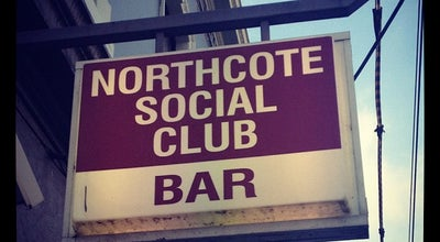 Photo of Rock Club Northcote Social Club at 301 High St., Northcote, VI 3070, Australia