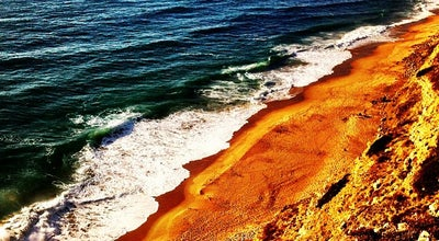 Photo of Beach Praia do Magoito at Magoito, Sintra, Portugal