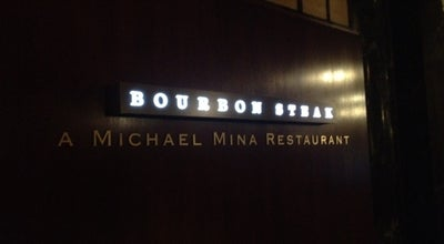 Photo of Steakhouse Bourbon Steak at 335 Powell St, San Francisco, CA 94102, United States