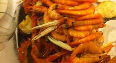Photo of Seafood Restaurant Ribeira do Miño at C. Santa Brigida, 1, Madrid, Spain