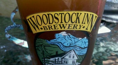 Photo of Brewery Woodstock Inn Station & Brewery at 135 Main St, North Woodstock, NH 03262, United States