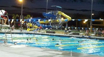 Photo of Pool Fontana Park Aquatic Center at Summit Ave, Fontana, CA 92336, United States