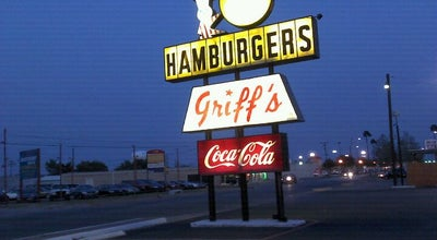 Photo of Burger Joint Griff's at 718 E Irving Blvd, Irving, TX 75060, United States