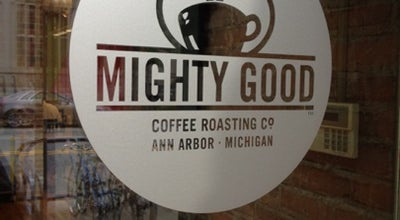 Photo of Coffee Shop Mighty Good Coffee at 217 N Main St, Ann Arbor, MI 48104, United States