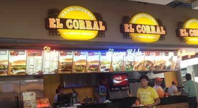 Photo of Burger Joint El Corral at C.c Fundadores, Manizales, Colombia