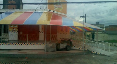 Photo of Burger Joint Varandão Do Bilac at Rua Pedro Lessa, Duque De Caxias 25035-800, Brazil