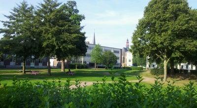 Photo of Park Baudelohof | Baudelopark at Bibliotheekstraat, Gent 9000, Belgium