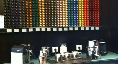 Photo of Coffee Shop Nespresso Boutique at 4 Rue De La Mésange, Strasbourg 67000, France