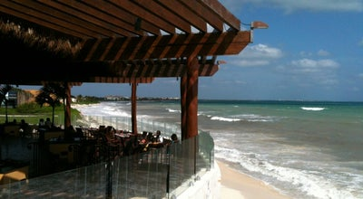 Photo of Caribbean Restaurant Las Brisas Restaurant & Lounge Bar at Fairmont Mayakoba, Riviera Maya, Playa del Carmen 77710, Mexico
