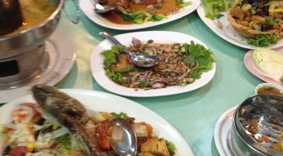 Photo of Chinese Restaurant นพรัตน์ ภัตตาคาร (Nopparatna Restaurant) at ถ.มาลัยแมน, Mueang Suphan Buri 72000, Thailand