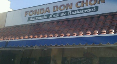 Photo of Mexican Restaurant Fonda Don Chon at 618 Shoppers Ln, Covina, CA 91723, United States