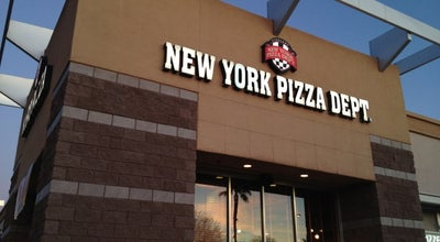 Photo of Pizza Place NYPD Pizza at 1619 N Dysart Rd, Avondale, AZ 85392, United States