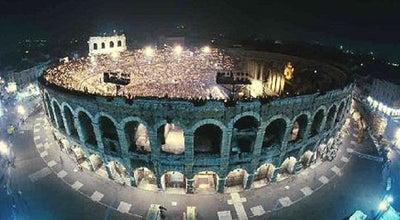 Photo of Historic Site Arena di Verona at Piazza Brà, 1, Verona 37121, Italy